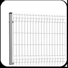 Segmentinės tvoros 4mm