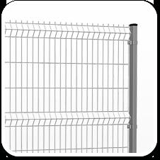 Segmentinės tvoros 5mm