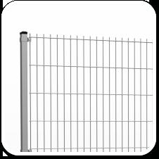 Sustiprintos segmentinės tvoros 6mm
