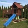 vaikų žaidimo aikštelės įrengimas